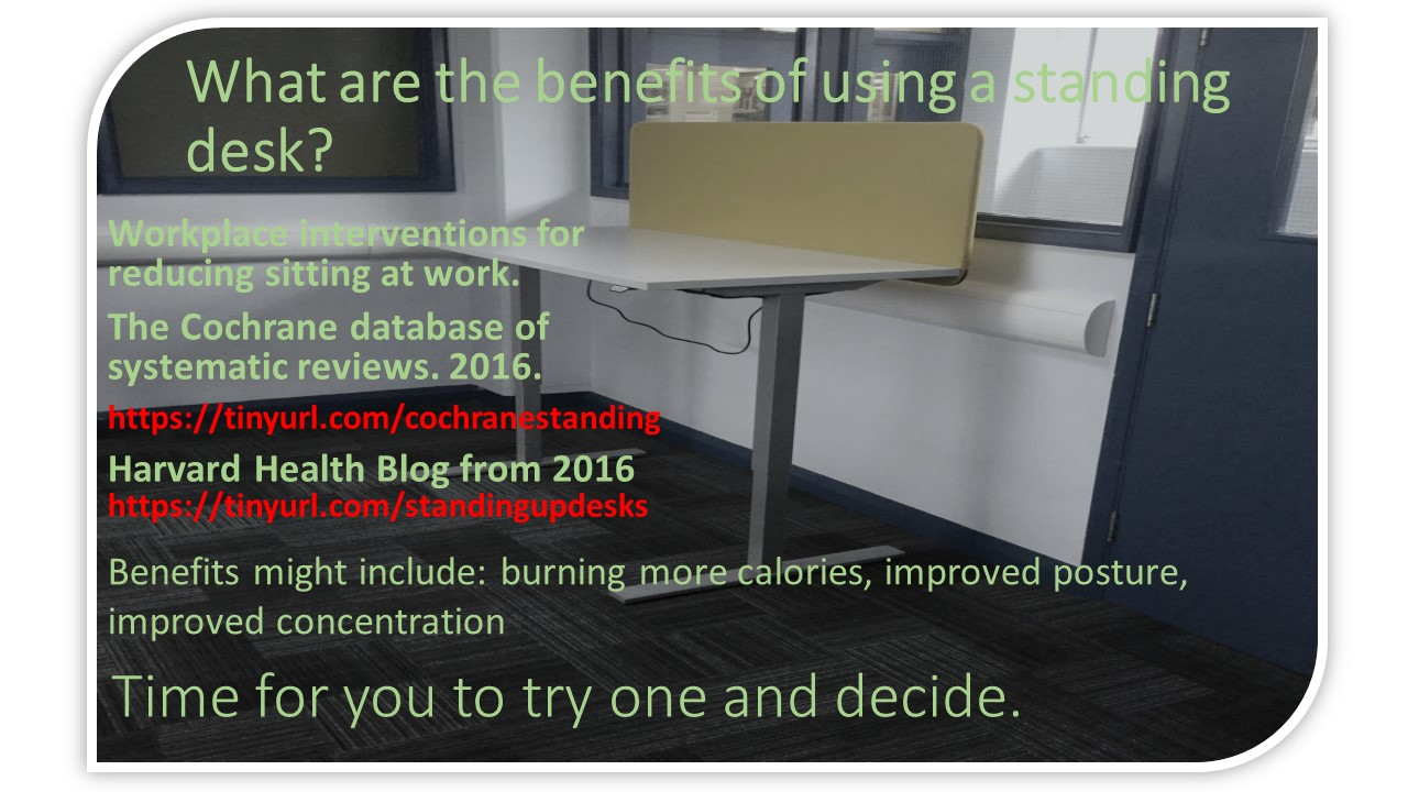 Fantastic Standing Up Desks Medical Library Home Interior And Landscaping Ferensignezvosmurscom